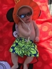 """Our sunshine baby! #sunscreensaves"" by Kayla Pyles"