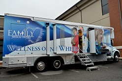 Wellness on Wheels